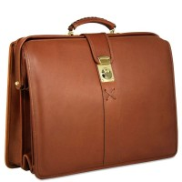 Belmont Classic Leather Briefbag B2005