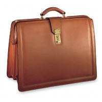 Belting Classic Leather Combination Briefbag 9005
