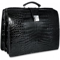 American Alligator Classic Briefbag AL505